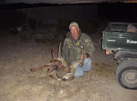 Management Mule Deer